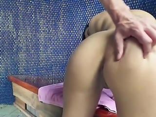 Blair Summers has a great round ass and that is put to the test. Blair...