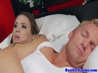 Housewife assfucked by a midnight burglar free