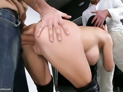 Aletta Ocean has some dirty anal fantasies to be fulfilled
