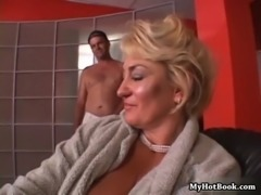 Dana Hayes is the perfect MILF to fuck because she free