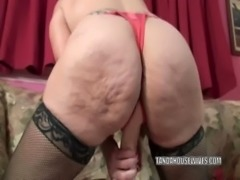 Mature slut Sandie Marquez stuffs her pussy with a toy free