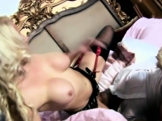 Brooke Jameson and Cindy Behr are two beautiful blonde MILFs
