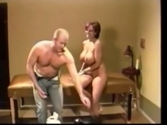 Blake Mitchell Booby Call massage lady fucks sucks 2 guys free