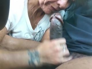 Goo Guzzling Granny