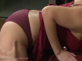 MOM HD Wife fucks her toyboy free