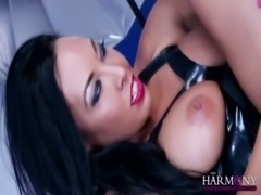 HARMONY VISION Rio Lee fulfillying her pussy free