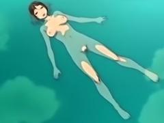 Naked Hottie In Hentai Vid