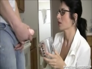 Sexy Doctor Cum Extraction free