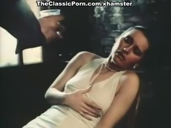 Samantha Fox, Molly Malone, Don Peterson in vintage porn
