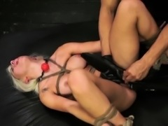 FetishNetwork Bibi Miami extreme bdsm and spanking