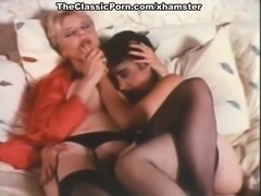 Juliet Anderson, John Leslie, Richard Pacheco in classic xxx