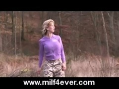 Young soldier fucks beautiful hot Milf outdoor free