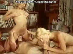 Seka, Ken Yontz, Tina Louise in vintageporn group sex with