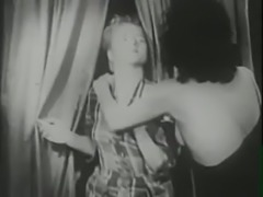 1940s French stag film: