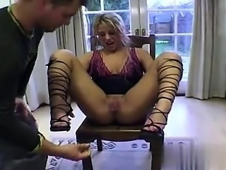 I am at MILF-MEET.COM - Husband toys and dominates his wife