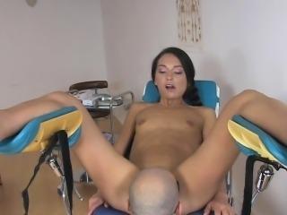 Nataly got fucked anally