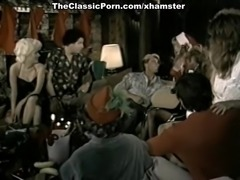 Samantha Strong, Lois Ayres, Herschel Savage in vintage sex