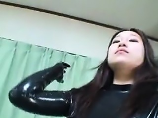 From ASIA-MEET.COM - Japanese Latex Catsuit 31