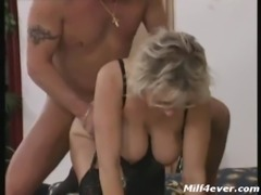 Granny's First Threesome free