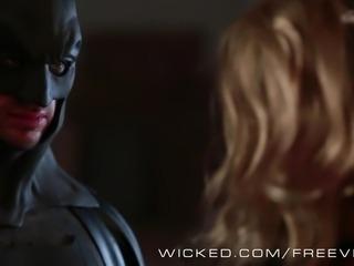 Wicked - Batman fucks Kleio Valentien as Harl