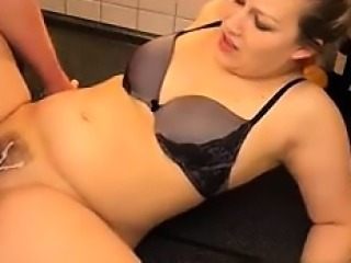 New GF from CHEAT-MEET.COM - Chubby hairy german girl analiz