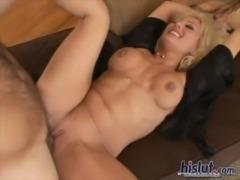 Natasha is a horny MILF free