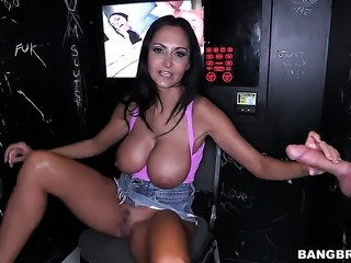 Ava Addams is a cumshot addict and heres the proof