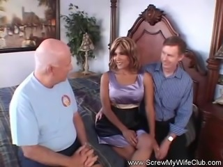 Slut Swinger Wife Fcuks A Stranger