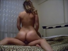 Amateur big butt wife homemade free
