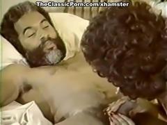 Tina Davis, Silver Satine, Alexander James in classic porn