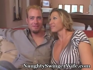 Naughty Wife Invites Teen Over For Hubby free