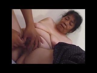 Japanese Granny 73 yo