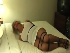 Date me on MILF-MEET.COM - Mature bound and gagged