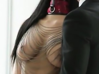 Meet her at CHEAT-MEET.COM - Busty babe pussyfucked in bonda