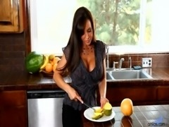 Lisa Ann - Kitchen Counter Spread free