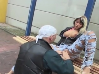 Hard Fuck In Bus Station