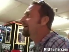 MILF Hunter- Tiffany - Threesome free