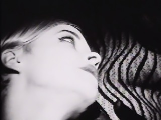 Black and white vintage lesbian domination