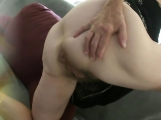 Mature and granny passion anal 4