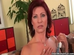 Sex starved milfs squirt their pussy juice free