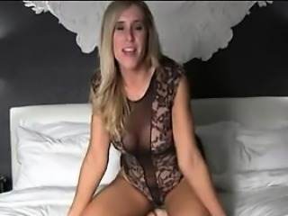 Meet her from CHEAT-MEET.COM - Blonde JOI with countdown