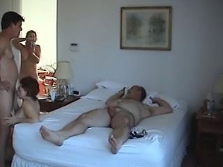 Mature swingers homemade
