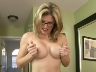 Young Stepmom Seduces Not Real Son Part III