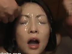 Bukkake Japanese Babes