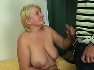 Contact me on MILF-MEET.COM - Busty mother in law taboo sex