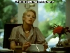 Juliet Anderson, John Holmes, Jamie Gillis in classic fuck