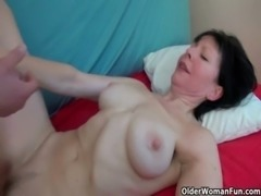 Cum hungry moms take your warm load anytime free