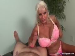 over-Granny loves jerking cocks free