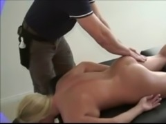 Allie - massage turns into a fuck session /100dates free