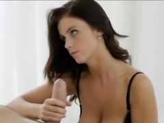 Hot milf stepmom fucks her son\'s teacher